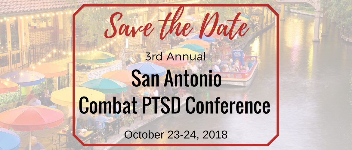 STRONG STAR, Cognitive Processing Therapy, Prolonged Exposure, CPT, PE, Mental Health Provider, PTSD, Combat, Military, Veteran, Conference, San Antonio, Texas
